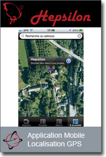 application mobile hepsilon
